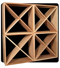 Exceptionnel 96 Bottle Wine Cube Collection