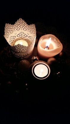 Kerzen I love
