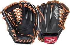 "Rawlings G204-4B-3/0 Gamer 11.5"" Infield Glove. Made of the highest qualitiy materials. Baseball gloves & mitts. Another quality Rawlings product."