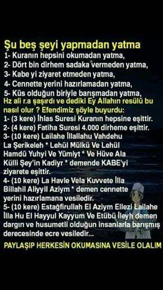 Yatarken - Pin to Pin Islamic Prayer, Islamic Dua, Islamic Quotes, Allah Islam, Islam Quran, Switch Words, Good Sentences, Meaningful Words, Cool Words