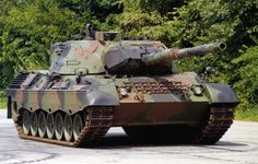 Leopard 1A5BR.