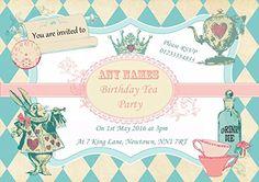 Alice In Wonderland Mad Hatters Tea Personalised Birthday... https://www.amazon.co.uk/dp/B00VQMVYR4/ref=cm_sw_r_pi_dp_x_gqb-xbPSM9WXM