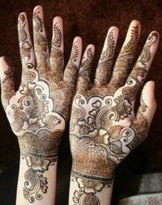 Henna is so beautiful!! I want this