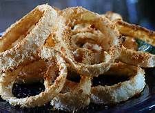 When the Dinner Bell Rings: Putting a New ring on Onion Rings, Oven Baked