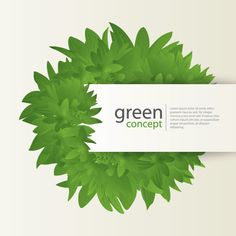 """Green Concept"", vector graphic by DryIcons.com - available with Free, Commercial and Extended License."