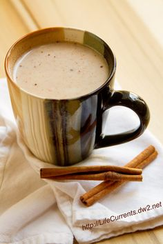 Cinnamon Sore Throat Tea by Life Currents http://lifecurrents.dw2.net