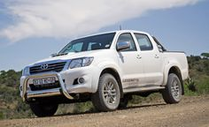 Toyota Hilux Double Cab Photos and Specs. Photo: Toyota Hilux Double Cab how mach and 23 perfect photos of Toyota Hilux Double Cab African Market, Dream Book, Toyota Trucks, Toyota Hilux, Perfect Photo, Model Photos, Sport Cars, 4x4, Vehicles