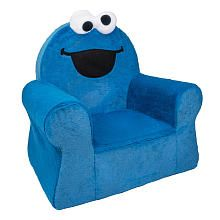 Sesame Street Flip Open Sofa  Cookie Monster