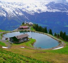 Brunni-Bahnen, Engelberg, Switzerland  This is the mountain hit we have booked