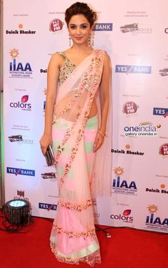 Kiara Advani at International Indian Achievers Awards 2014 (July)