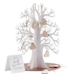 Details about Ginger Ray Wooden Wishing Tree & Hearts Alternative Wedding Guest Book Ginger Ray Wood Wishing Tree Wedding, Wedding Tree Guest Book, Guest Book Tree, Wedding Book, Wedding Day, Guest Books, Wedding Wishes, Tree Decorations, Wedding Decorations