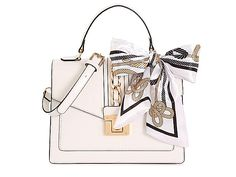 Aldo-Glenda Satchel Feel spunky while carrying the eye-catching Glenda satchel from Aldo. This boxy handbag features a roomy interior and playful design that will liven up your everyday ensemble! Handbags On Sale, Purses And Handbags, Fashion Handbags, Fashion Bags, Aldo Purses, Aldo Bags, Luxury Purses, Cute Bags, Satchel Handbags