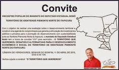 NONATO NOTÍCIAS: ENCONTRO POPULAR  DO MANDATO DO DEPUTADO ESTADUAL ...