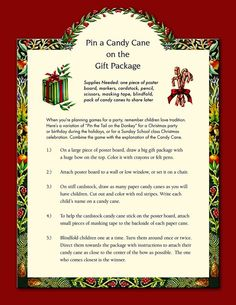 47 best Candy Cane, Candy Cane Legend, Christmas tree images on ...