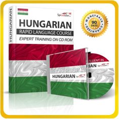Hungarian Language Learn To Speak Course Easy Home Learning Study Audio Mp3