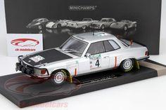 Mercedes-Benz 450 SLC 5.0, Rally Bandama 1979, No.4, B.Waldegard / H.Thorszelius. Minichamps, 1/18, Limited Edition 500 pcs. Price (2016): 240 EUR.