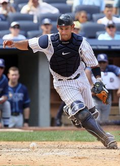 Jorge Posada, New York Yankees