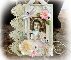 Hi everyone! Today I am sharing more of Reneas gorgeous creations usingthe Scraps Of Elegance...