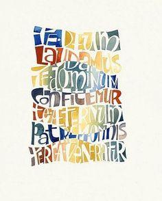 The Berlin Calligraphy Collection: Margaret Morgan