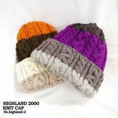 Highland 2000 Knit Cap - love these caps.