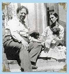 Frida Kahlo & Diego Rivera - Pictify - your social art network
