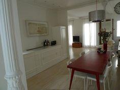Vivienda privada en el Viso, Madrid, proyecto realizado por el estudio Continente y Contenido
