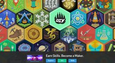 Check out DIY.org, a community built around categorized skills, badges and projects to inspire, teach and jump start a new hobby or passion!