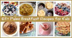 65+ Paleo Breakfast