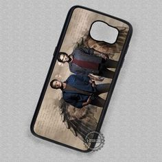 Wings Brothers Supernatural  - Samsung Galaxy S7 S6 S5 Note 5 Cases & Covers