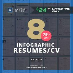 Bring Resume To Interview Pdf Introducing Infographic Resume Volume  A Word Indesign And  Uga Resume Builder with How To Create A Cover Letter For A Resume Pdf Infographic Bundle  Word Edition   Word Resume Templates  Professional  And Creative Cv Resume Designs  Instant Digital Download Example High School Resume Excel