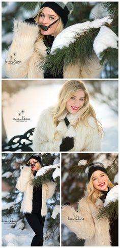 High School Senior Pics   Kim Lewis Photography   Orland Park, IL   Winter Pics   Carl Sandburg High School