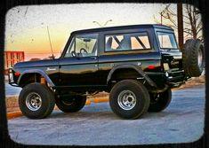 My 1972 Bronco