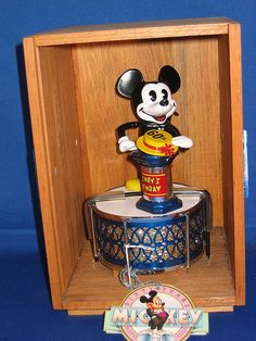 Mickey Mouse Mechanical Bank