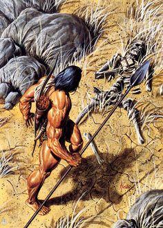 Tarzan-Ancient Explorer