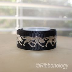 WOLVES ON THE PROWL RIBBON