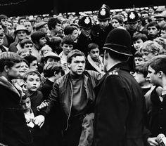 QPR v Millwall, 1967. QPR won  3-1.