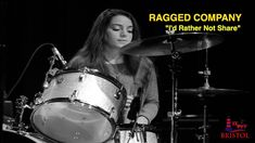 """Ragged Company, """"I'd Rather Not Share"""" Official Live Music Video."""