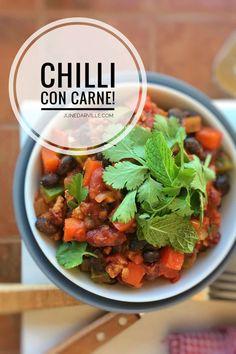 Chilli Con Carne Recipe My Style!