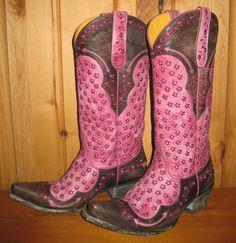 Rivertrail Mercantile - Old Gringo Tabetha Purple Boots L1091-4 , $690.00 (http://www.rivertrailmercantile.com/old-gringo-tabetha-purple-boots-l1091-4/)