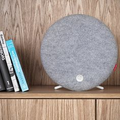 Libratone Loop Speaker / The Libratone Loop Speaker is a versatile speaker that does everything better than most other speakers. http://thegadgetflow.com/portfolio/libratone-loop-speaker/