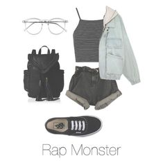 Rap Monster Inspired Outfit
