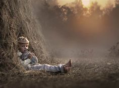 Russian mom captures family, farm life in beautiful photos - Elena Shumilova