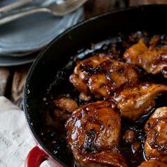 Honey Chili Beer Chicken Recipe - Key Ingredient