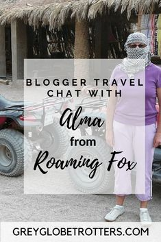 Travel chat with blogger Alma from Roaming Fox. We chat about her travel experiences, her travel tips & she reveals her favourite travel places #travel #blogger #interview #travelblogger #traveltips #over50 #over50stravel #midlifetravel #maturetravel Fox Facts, African Countries, Short Trip, Travel With Kids, Trip Planning, Places To Travel, Travel Inspiration, Traveling By Yourself, Travel Tips
