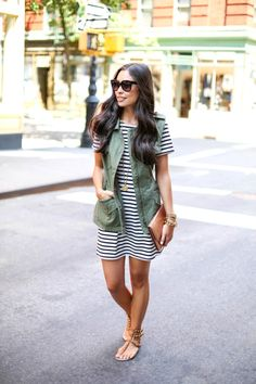 Stripes for Spring: 25 Ways to Style the Classic Pattern | StyleCaster