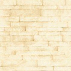 Papel de Parede Bobinex Natural tijolo bege 1417 » Natural - Vinilizado Bobinex