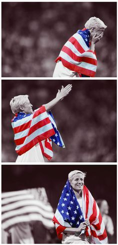 Pinoe #USWNT - love this picture!!