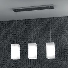 Lampada A Sospensione 3 X 60w E27 Ideal Lux Cromo | illuminazione ...