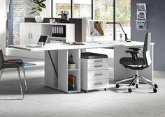 Büromöbel Set First 3 von Röhr Möbel...