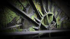 Bridgewater Mill-water wheel